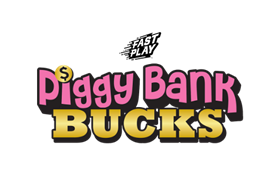 Piggy Bank Bucks Logo