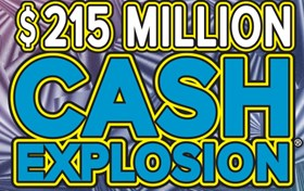 $215 Million Cash Explosion Logo