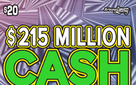 $215 Million Cash Explosion Logo