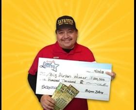 Arizona Lottery Winner Big Airport Winner