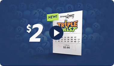 Triple Twist Arizona Lottery