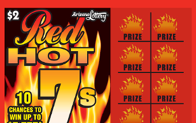 Red Hot 7's Logo