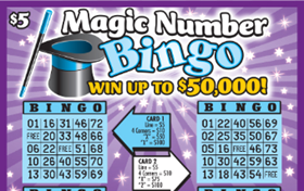 Magic Number Bingo Logo