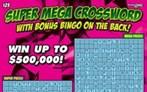 Super Mega Crossword Logo