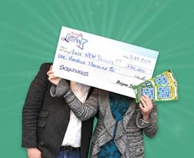 Arizona Lottery Winner Lucky New Parents