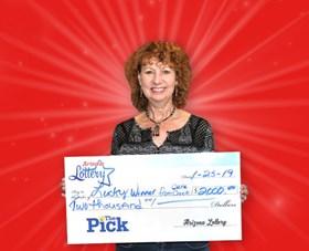 Arizona Lottery Winner Lucky Winner from Cave Creek