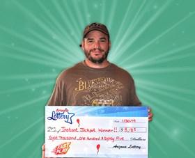 Arizona Lottery Winner Instant Jackpot Winner!!