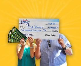Arizona Lottery Winner Big Winners