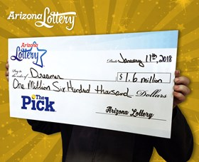 Arizona Lottery Winner Dreamer