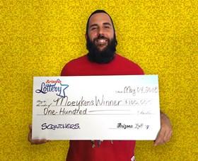 Arizona Lottery Winner Moeykens Winner
