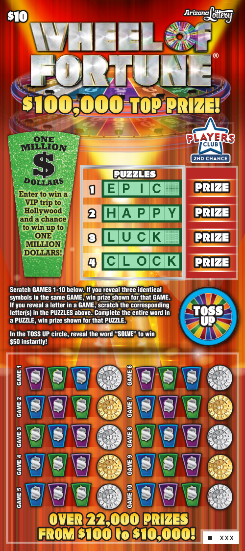 Same Letter Wheel Of Fortune.Wheel Of Fortune 1220 Arizona Lottery