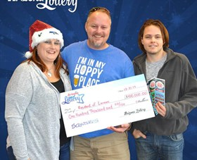 Arizona Lottery Winner Resident of Laveen