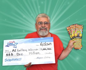 Arizona Lottery Winner AZ Lottery Winner