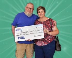 Arizona Lottery Winner Tammy Sproat
