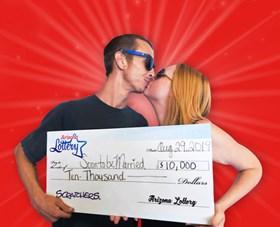 Arizona Lottery Winner Soon to be Married