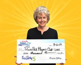 Arizona Lottery Winner PowerPick Players Club