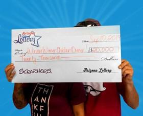 Arizona Lottery Winner Winner Winner Chicken Dinner