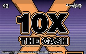 10X the Cash Logo