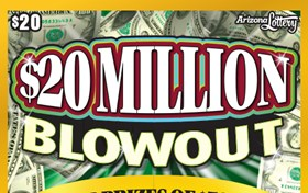 $20 Million Blowout Logo