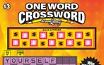 One Word Crossword Logo