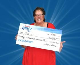 Arizona Lottery Winner Pat A.