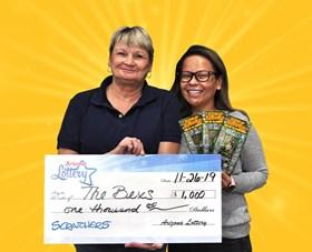 Arizona Lottery Winner The Bexs