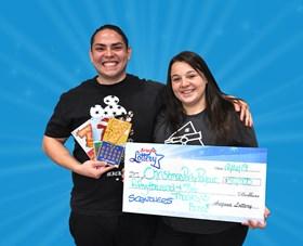 Arizona Lottery Winner Christmas Party Payout