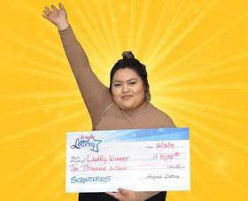 Arizona Lottery Winner Lucky Winner