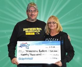Arizona Lottery Winner Treasure Hunters