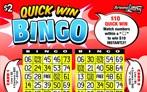 Quick Win Bingo  Logo
