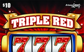 Triple Red 7s Logo