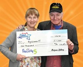 Arizona Lottery Winner Big Winner!!!