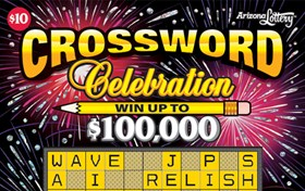Crossword Celebration Logo
