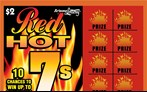 Red Hot 7s Logo