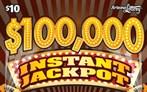 $100,000 Instant Jackpot Logo