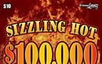 Sizzling Hot $100,000 Logo