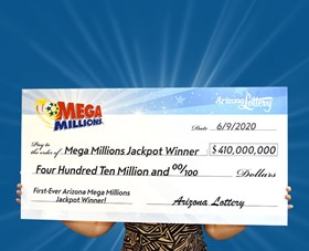 Arizona Lottery Winner Anonymous
