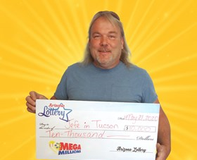 Arizona Lottery Winner Jefe in Tucson