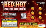 Red Hot Double Doubler Logo