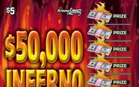 $50,000 Inferno Logo