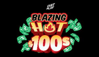 Blazing Hot $100s