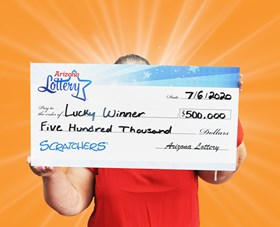 Arizona Lottery Winner Lucky Winner