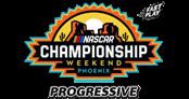NASCAR Championship Weekend Logo