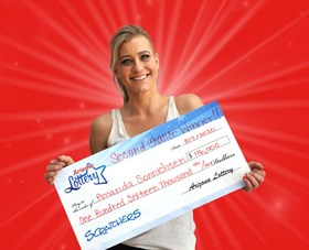 Arizona Lottery Winner Amanda S.