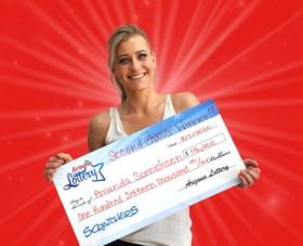 Arizona Lottery Winner Amanda S.