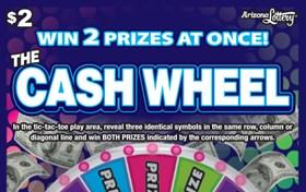 The Cash Wheel Logo