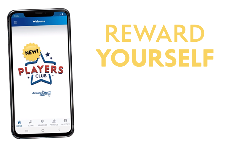 Players Club Mobile Phone Image - Reward Yourself with the new Players Club