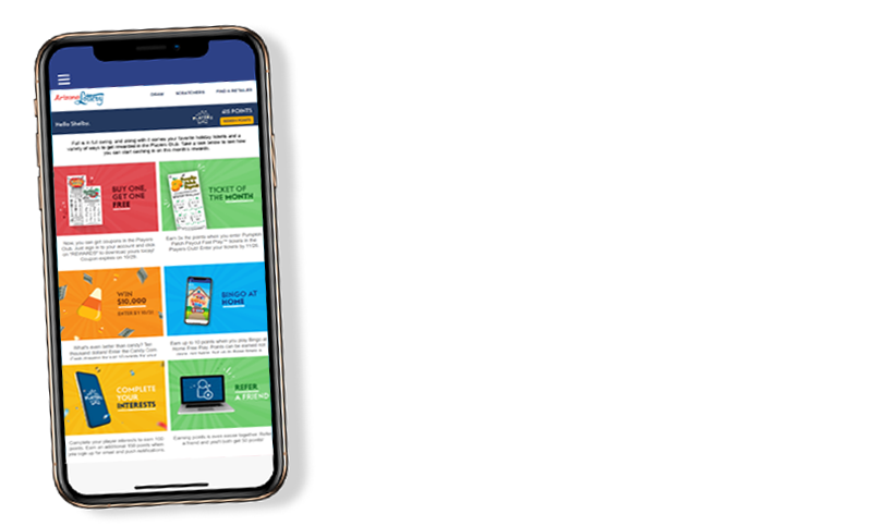 Get Offers, Updates and More! Phone Image