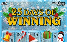 25 Days of Winning Logo