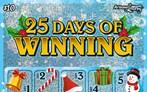 25 Days of Winning Logo